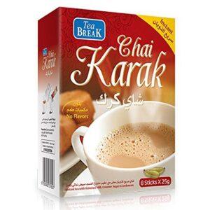 تصویر شیر چای بریک کرک 8 عددی