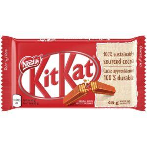 تصویر شکلات کیت کت 4 انگشتی