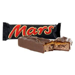 تصویر شکلات مارس 50 گرم