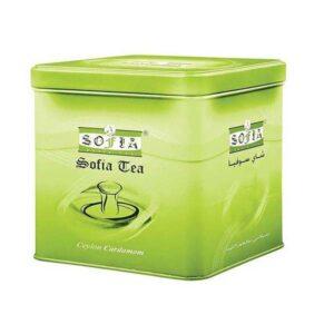 تصویر چای صوفیا مربع هلی