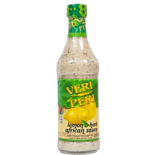 تصویر سس لیمو و گیاهان دارویی وری پری