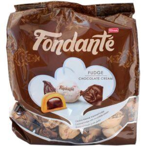 تصویر شکلات فوندانت شکلات کرم