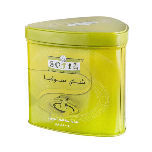 تصویر چای صوفیا سه گوش هلی
