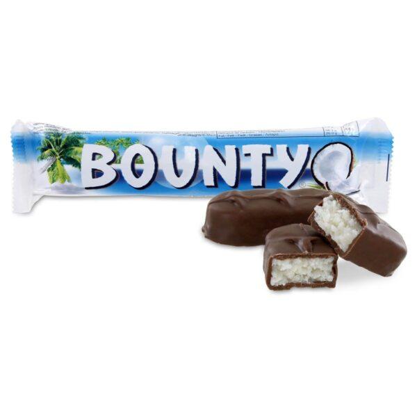 تصویر شکلات نارگیلی بونتی