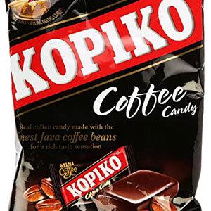 تصویر ابنبات با طعم قهوه کوپیکو
