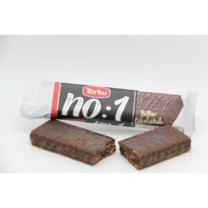 تصویر شکلات نامبروان تلخ