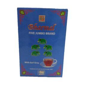 تصویر چای بارمال پنج فیل عطری