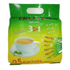 تصویر شیر و چای کرک هلدار 3*1 ترو تی