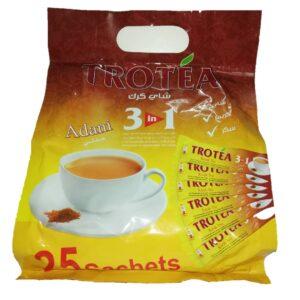 تصویر شیر و چای کرک عدنی ترو تی