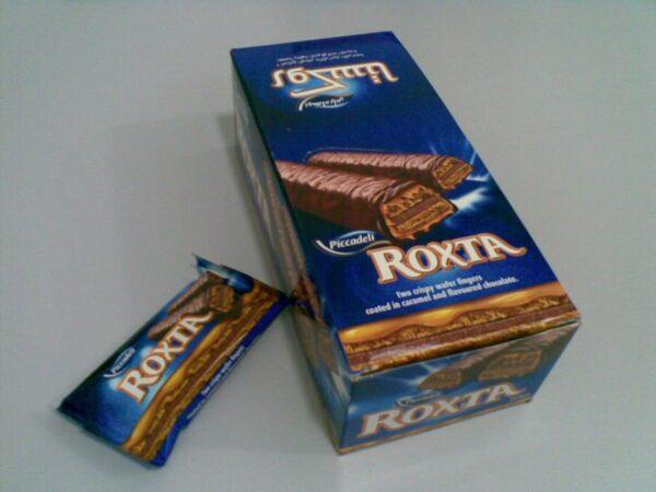 تصویر شکلات روکستا بسته 24 عددی