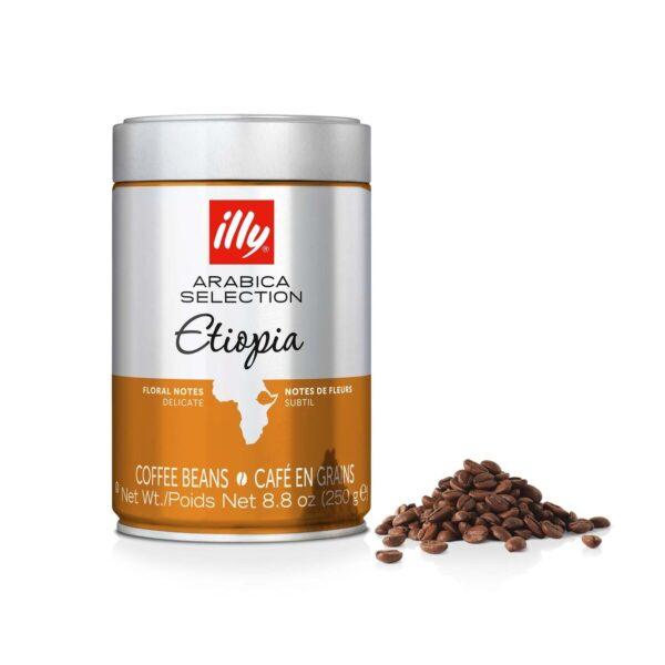 تصویر قهوه الی اتیوپی 250 گرم