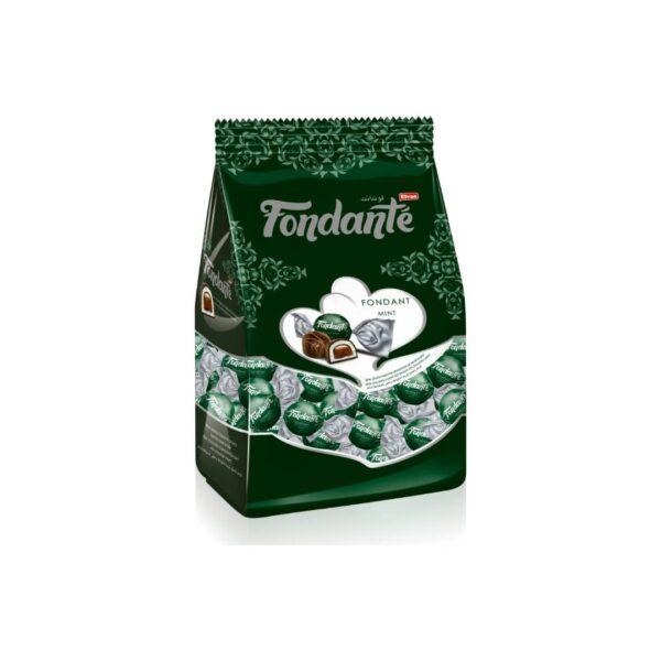 تصویر شکلات فوندانت نعنا 500 گرم
