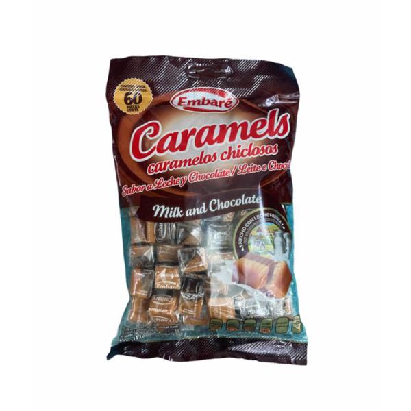 تصویر شکلات امباره 400 گرم برزیلی