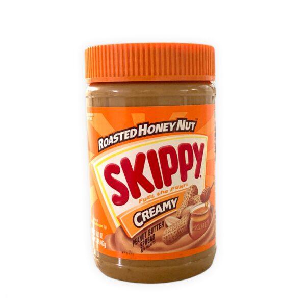 کره بادام زمینی اسکیپی بو داده عسلی
