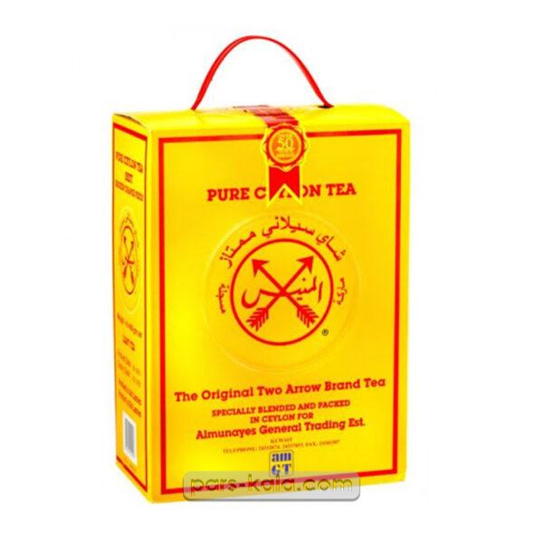 چای المنیس