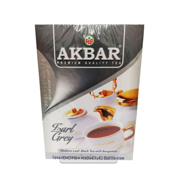 چای قلمی معطر اکبر