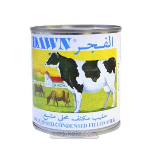 شیر عسلی الفجر 390 گرم
