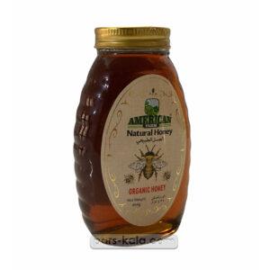 عسل ارگانیک امریکن فارم 454 گرم