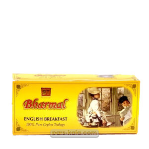 چای بارمال ساده تی بگ 25 عددی