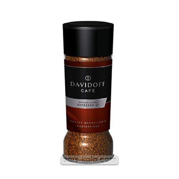 قهوه فوری دیویدوف اسپرسو 100 گرم