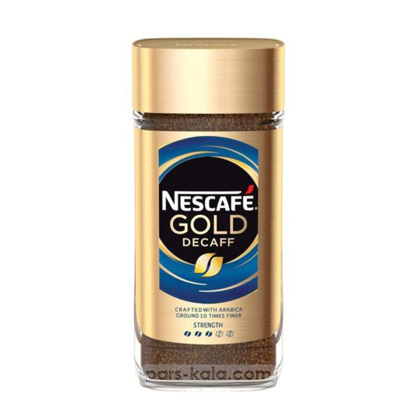 گلد 100 گرم د کافه ( بدون کافئین)