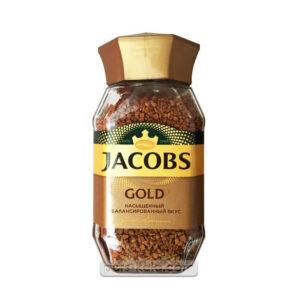 قهوه فوری جاکوبس گلد سر طلایی 190 گرم