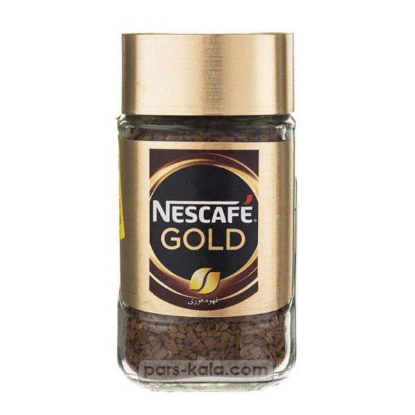 نسکافه گلد 50 گرمی Gold Nescafe Ben