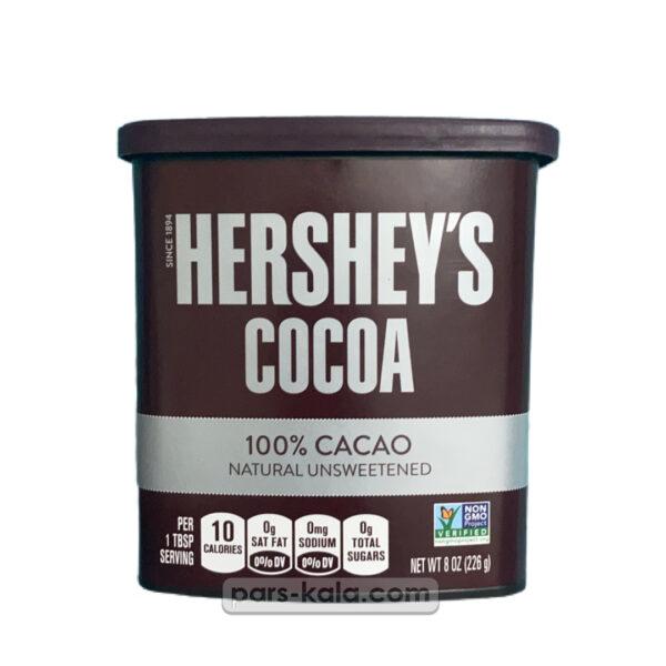 پودر کاکائو خالص هرشیز