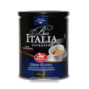 قهوه اسپرسو اسیاب شده ایتالیا