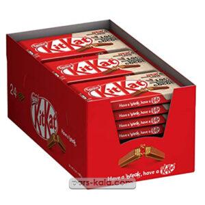 شکلات کیت کت 4 انگشتی بسته 24عددی