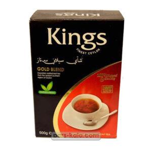 چای کینگس ساده 500 گرم