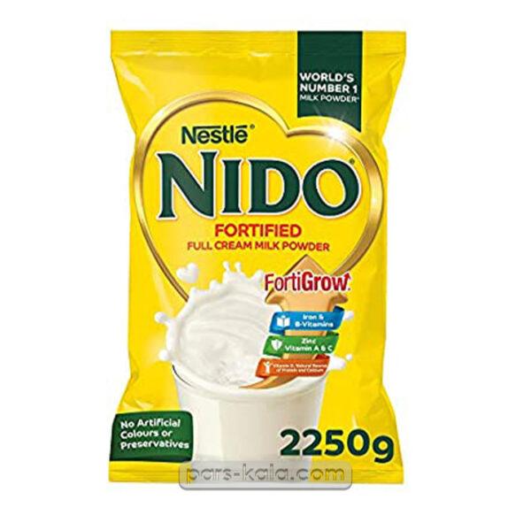 شیر خشک نیدو پاکتی 2/250