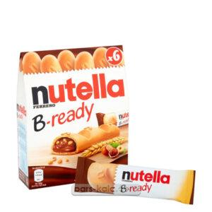 شکلات نوتلا بریدی 6 عددی