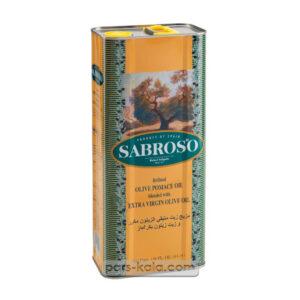 روغن زیتون سابروسو 4 لیتری