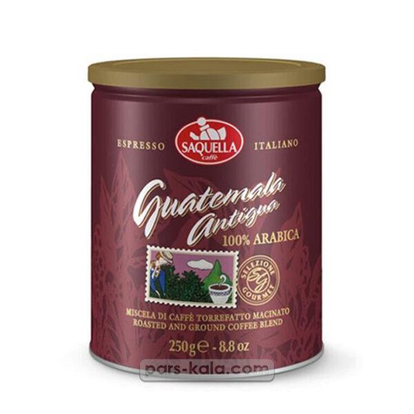 قهوه ایتالیا اسپرسو اسیاب شده گواتمالا