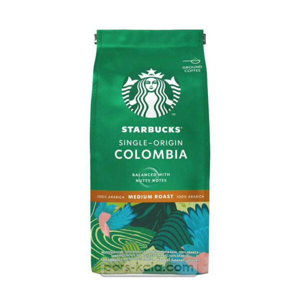 قهوه دون استارباکس کلمبیا 200 گرم