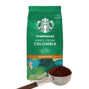 تصویر قهوه استار باکس کلمبیا