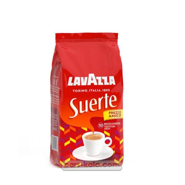 دانه قهوه لاوازا یک کیلوگرم