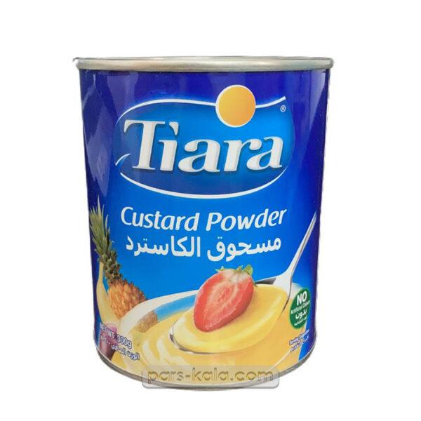 پودر کاستر قوطی 300 گرم Castard Powder